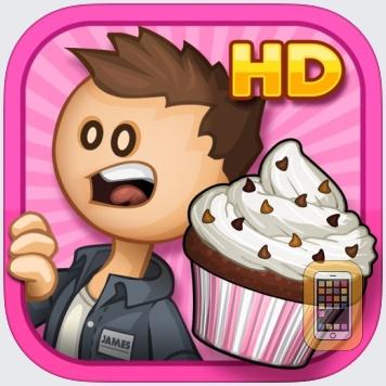 Papa's Cupcakeria HD by Flipline Studios (iPad)