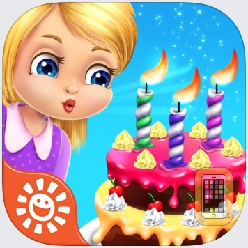Yummy Birthday - Party Food Maker by Sunstorm Interactive (Universal)
