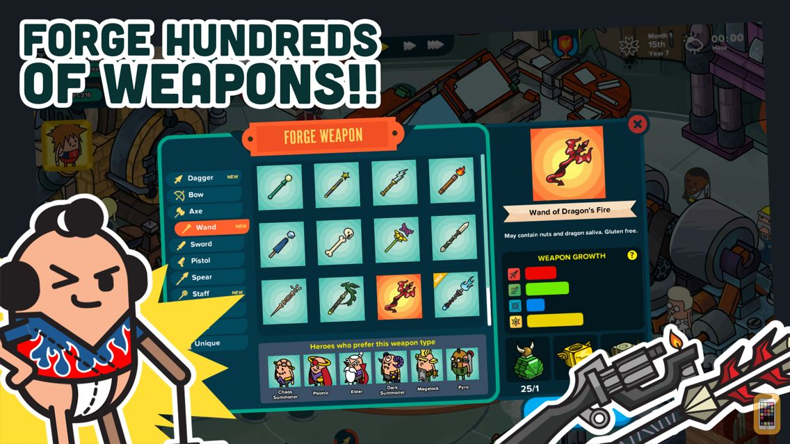 Screenshot - Holy Potatoes! A Weapon Shop?!