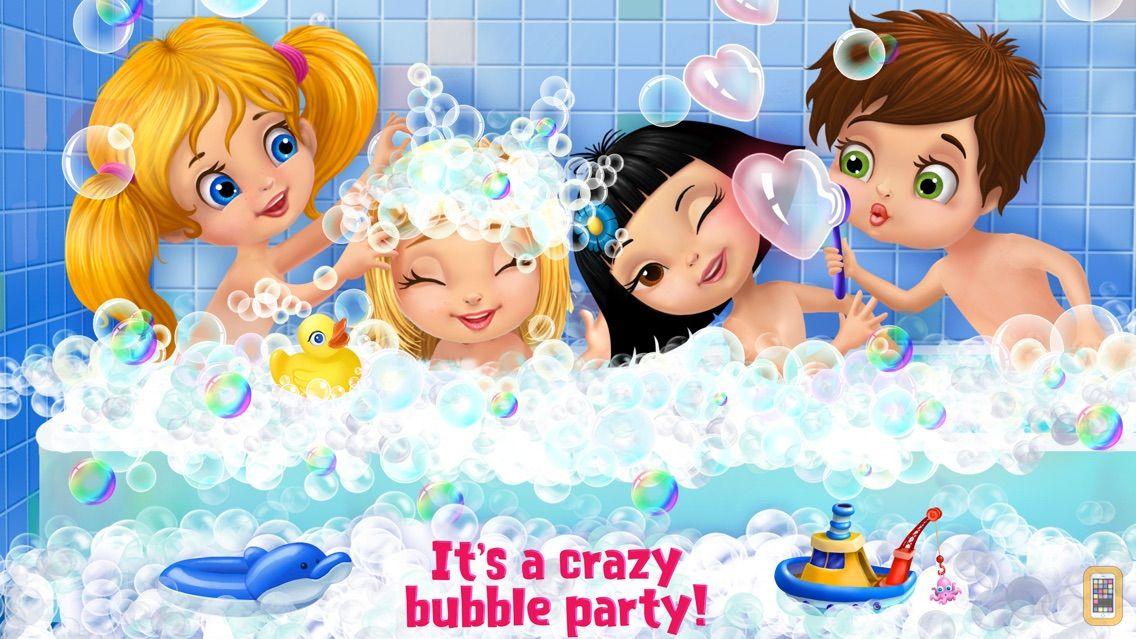 Screenshot - Bubble Party - Crazy Clean Fun