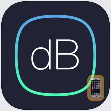 dB Decibel Meter - sound level measurement tool by Marina Polyanskaya (Universal)