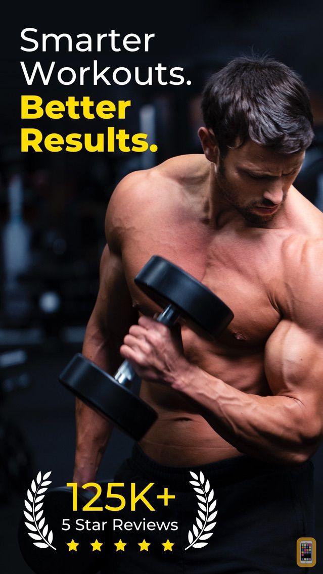 Screenshot - Workout: Gym workout planner