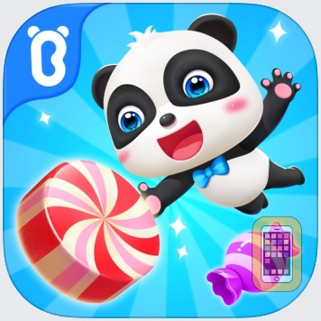 Candy Factory-Super Panda Game by Huang BiZhu (Universal)