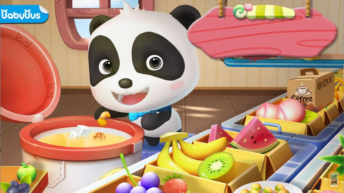 Screenshot - Candy Factory-Super Panda Game