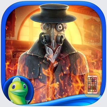 Sea of Lies: Burning Coast HD - A Mystery Hidden Object Game (Full) by Big Fish Games, Inc (iPad)