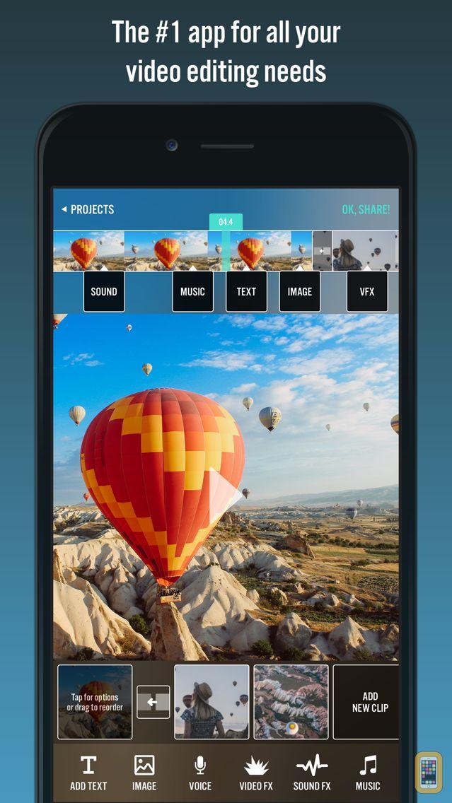 Screenshot - Videorama Text & Video Editor
