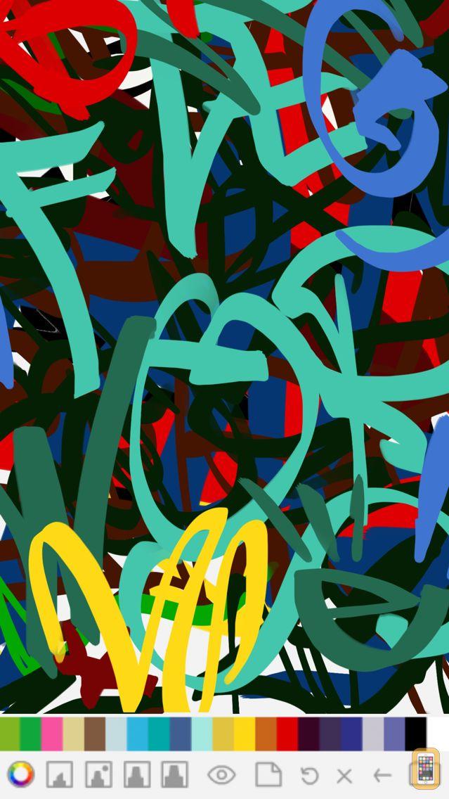 Screenshot - Graffiti Marker Pro