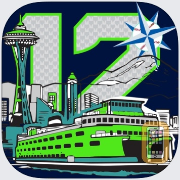 Seattle GameDay Sports Radio – Seahawks and Mariners Edition by Thanh Ho (iPhone)