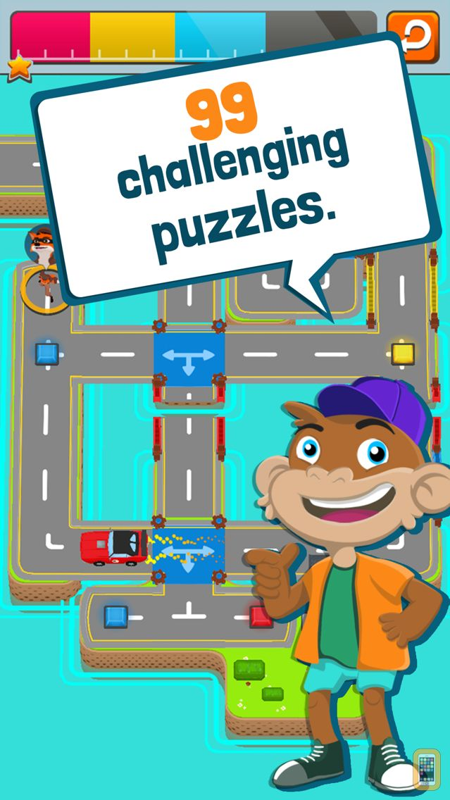 Screenshot - Crazy Maze - Traffic Puzzle