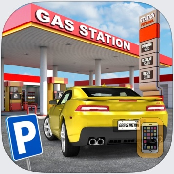 Gas Station: Car Parking Sim by Play With Games Ltd (Universal)