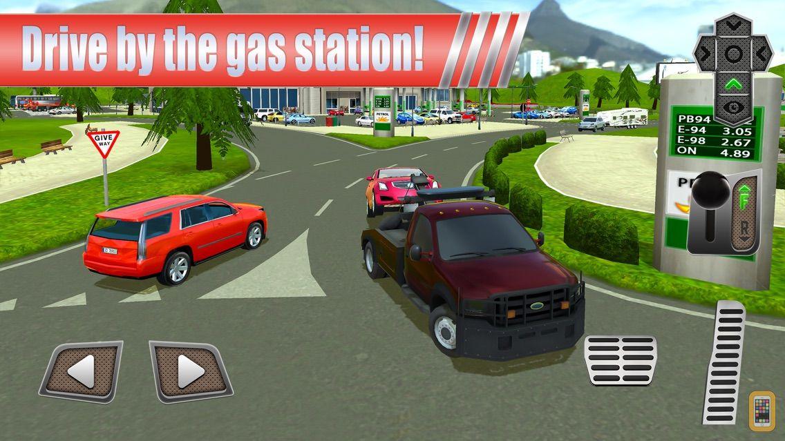 Screenshot - Gas Station: Car Parking Sim