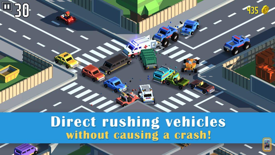 Screenshot - Traffic Rush 2