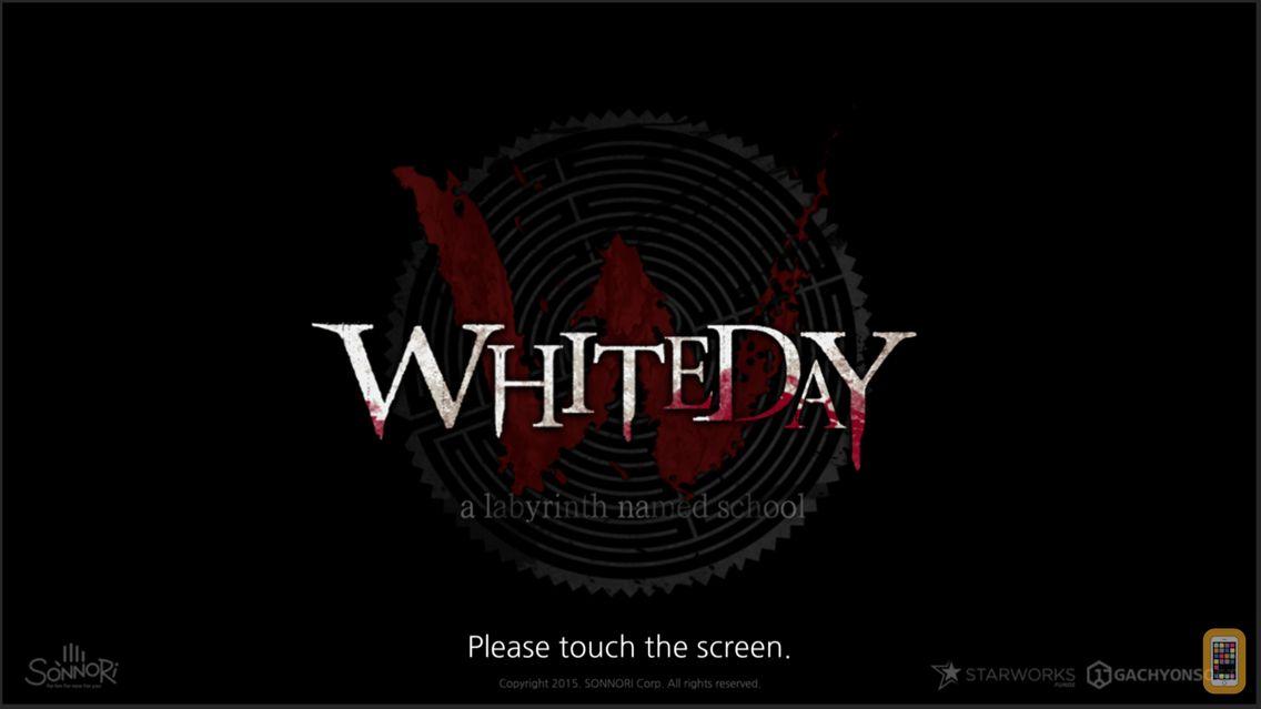 Screenshot - The School : White Day
