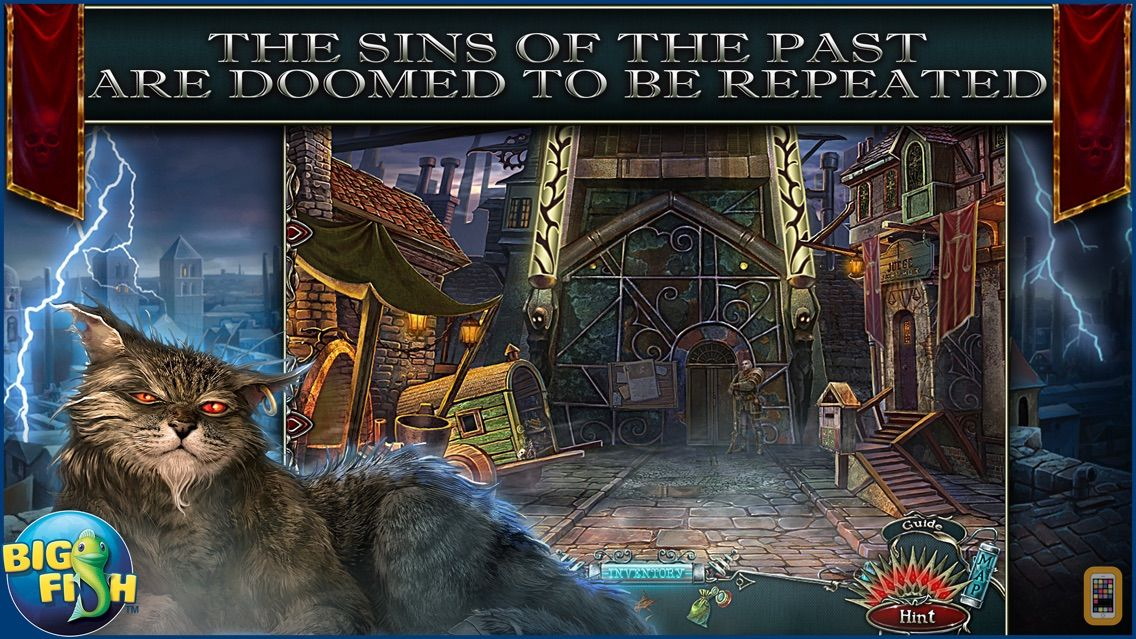 Screenshot - Grim Facade: Hidden Sins - A Hidden Object Mystery (Full)