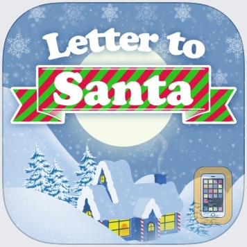 Letter to Santa Claus - Write to Santa North Pole by Darin Kim (Universal)