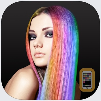 Hair Color Changer - Styles Salon & Recolor Booth by JINMIN ZHOU (Universal)