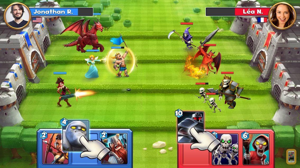 Screenshot - Castle Crush: Card Games