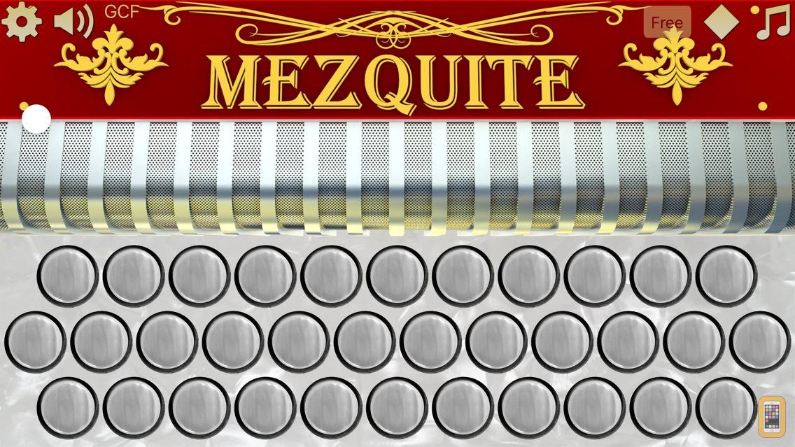 Screenshot - Mezquite Diatonic Accordion