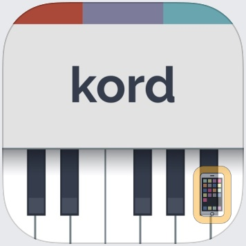 kord - Find Chords and Scales by POLYDIGM Software UG (haftungsbeschraenkt) (iPad)