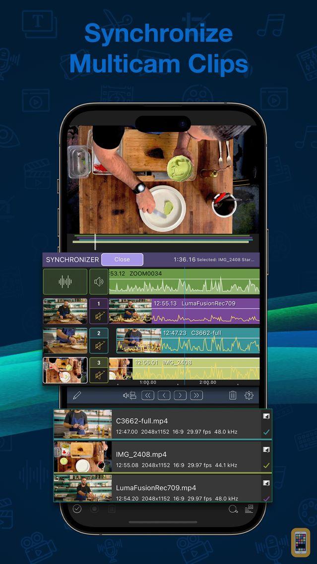 Screenshot - LumaFusion