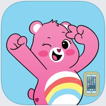Care Bears Sticker Share by Bare Tree Media Inc (Universal)