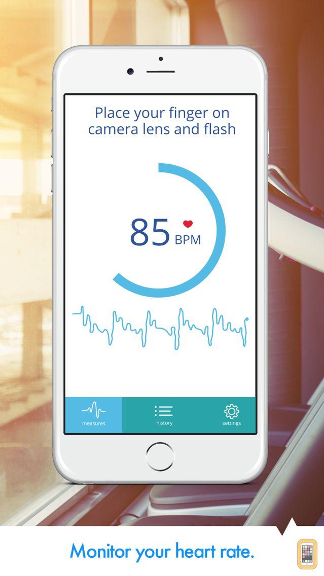 Screenshot - Heart Rate PRO