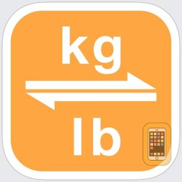Kilograms To Pounds by Meta Technologies GmbH (Universal)