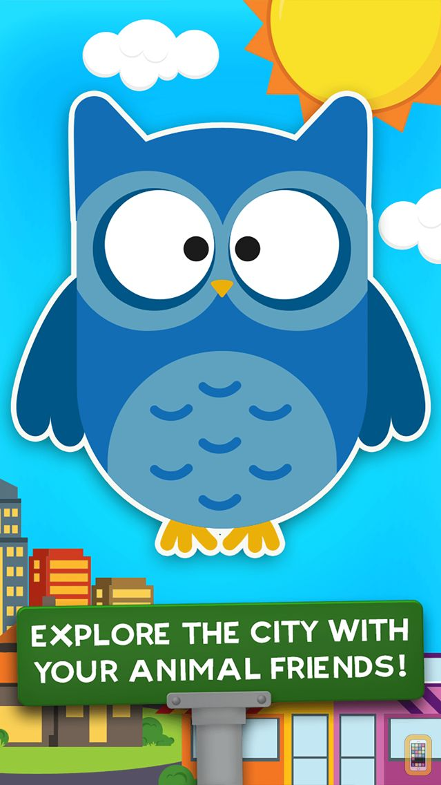 Screenshot - Animal Math Kindergarten Games