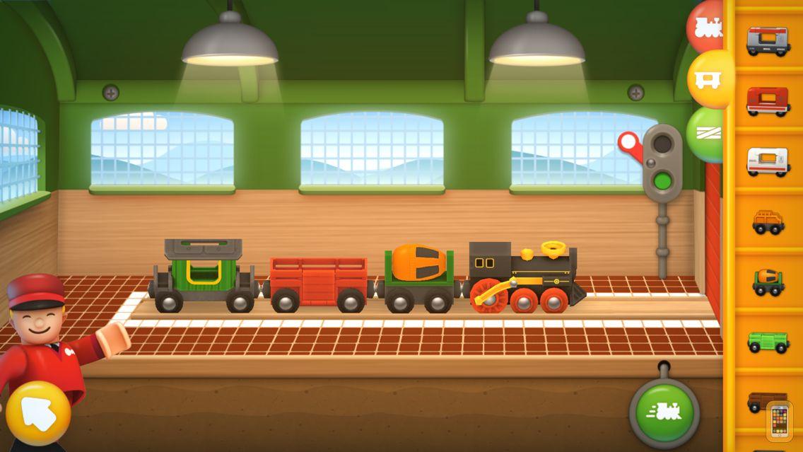 Screenshot - BRIO World - Railway