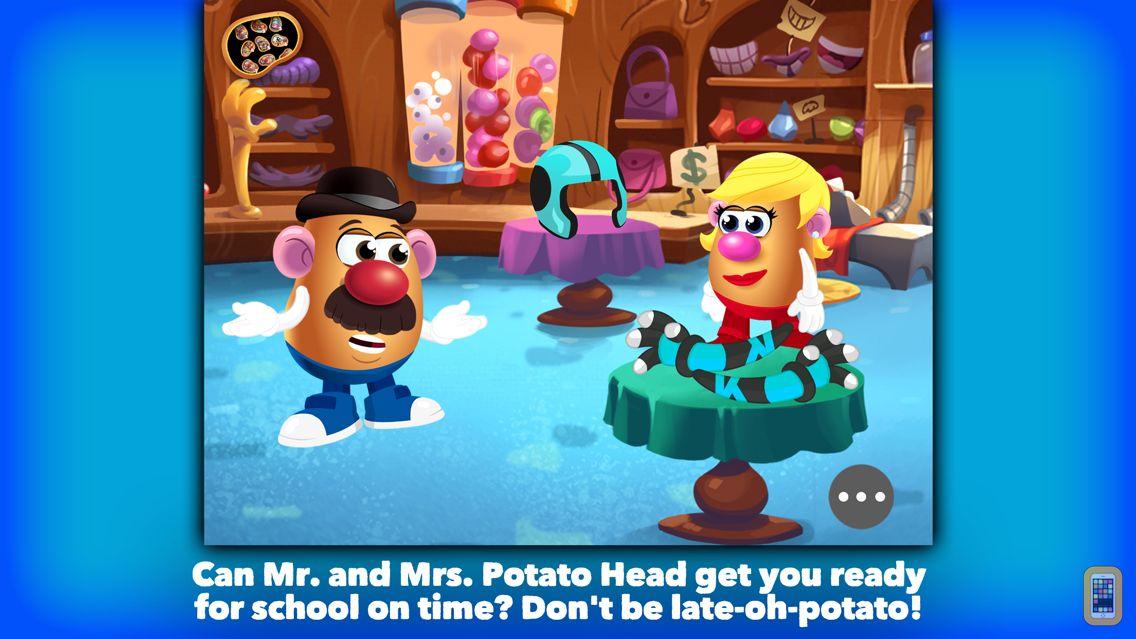 Screenshot - Mr. Potato Head: School Rush