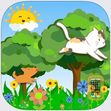 Run Kitty Kitty Run by Wiz Arts Digital, LLC. (Universal)