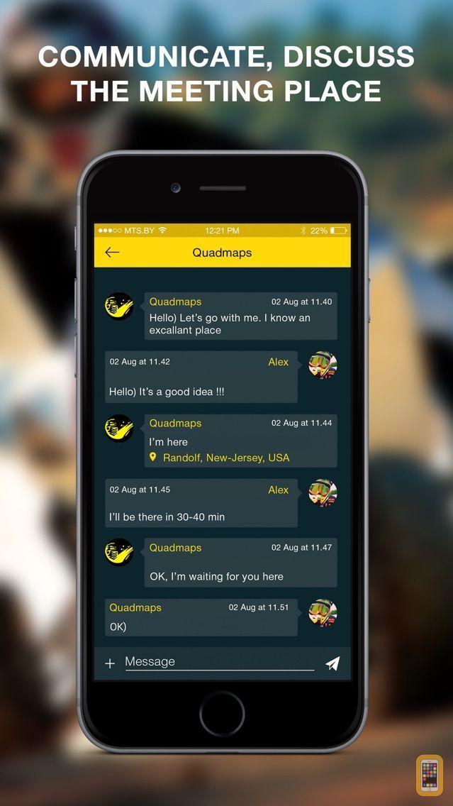 Screenshot - QuadMaps