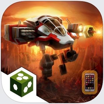 Hex Mechs by HexWar Games Ltd (Universal)
