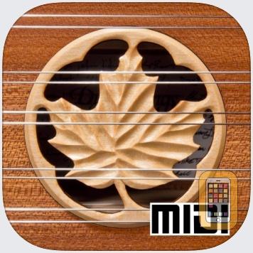 D550 MIDI - Hammered Dulcimer MIDI Controller - Dusty Strings Edition by Michael Eskin (iPad)