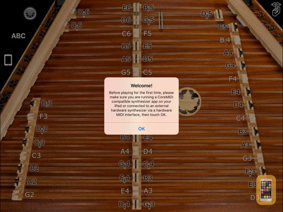 Screenshot - D550 MIDI - Hammered Dulcimer MIDI Controller - Dusty Strings Edition