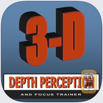 3D Depth & Focus Trainer by ryan Harrison (iPhone)