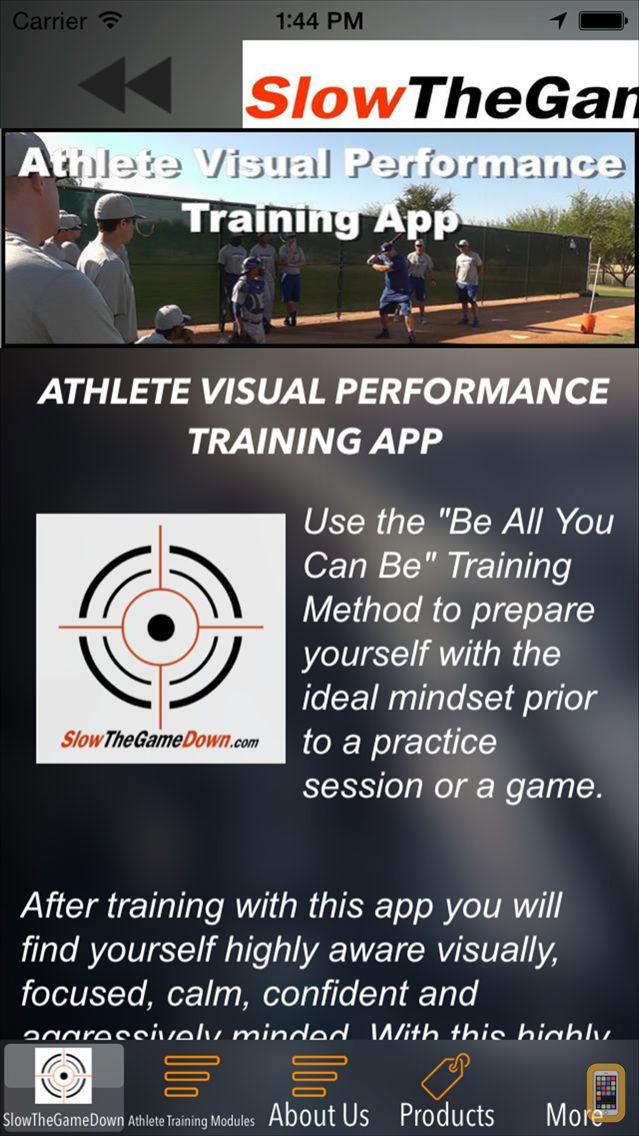 Screenshot - 3D Depth & Focus Trainer