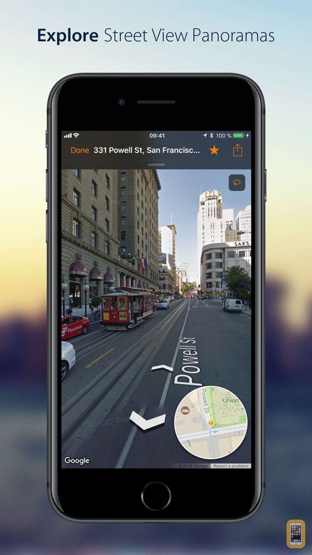 Screenshot - Streets - Street View Browser