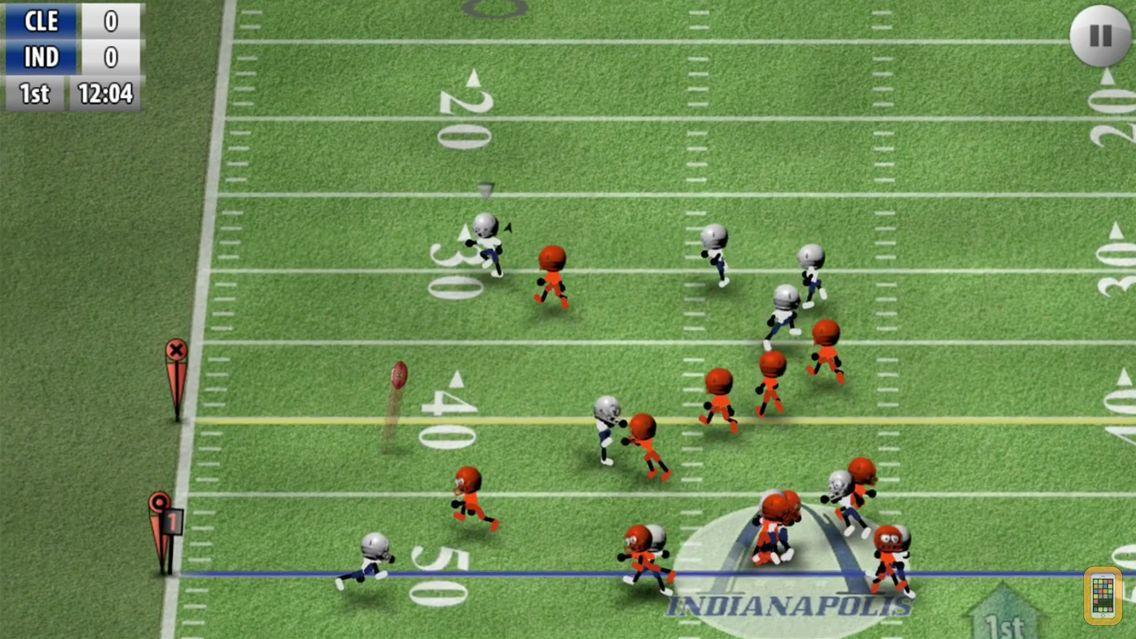 Screenshot - Stickman Football - The Bowl