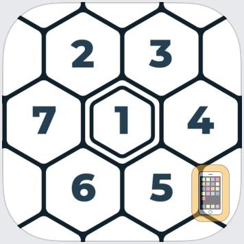 Number Mazes: Rikudo Puzzles by Rikudo (Universal)