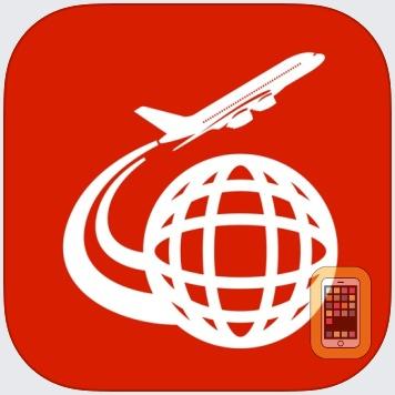 RED TICKETS - Cheap Flights. by NIKOLAY DAVYDOV (iPhone)