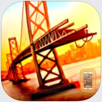 Bridge Construction Simulator 3D a Real City Building Physics Sim by Aidem Media (Universal)
