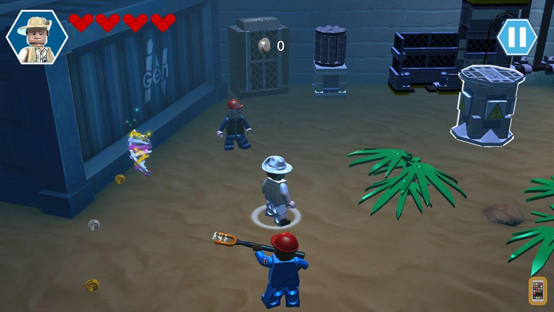 Screenshot - LEGO® Jurassic World™