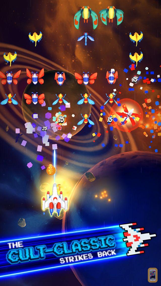 Screenshot - Galaga Wars