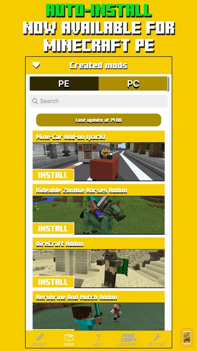 Screenshot - Mods for Minecraft PC & PE