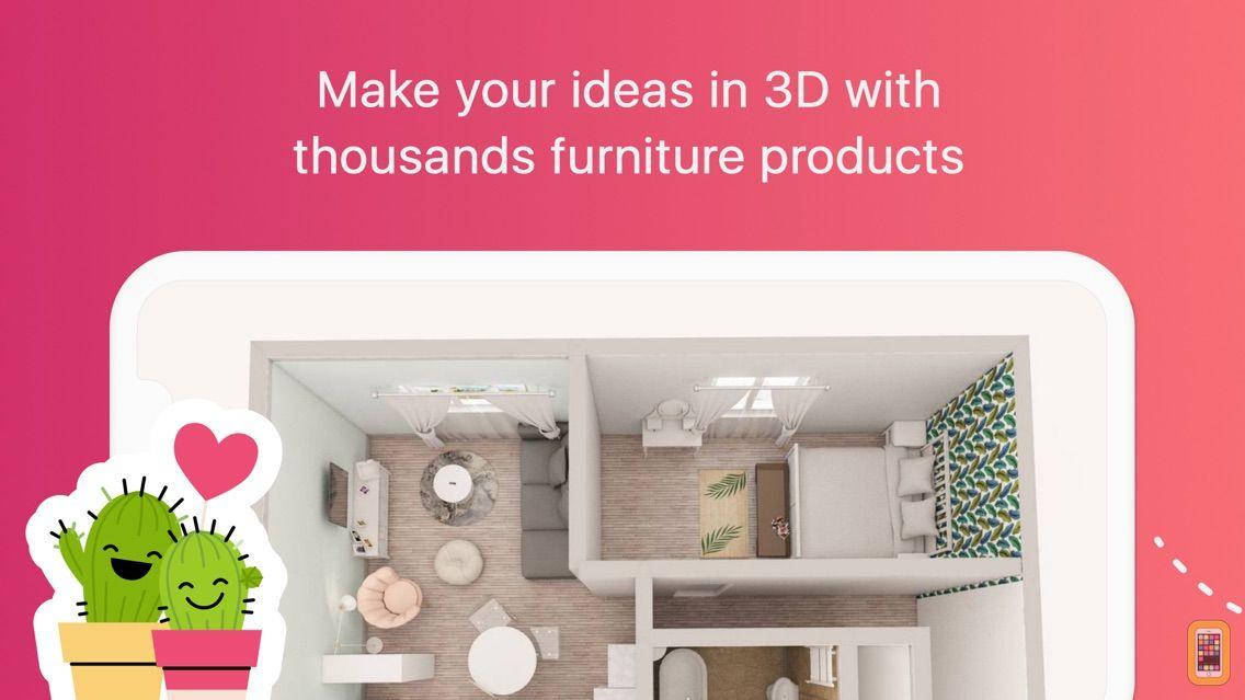 Screenshot - Room Planner - Home Design 3D