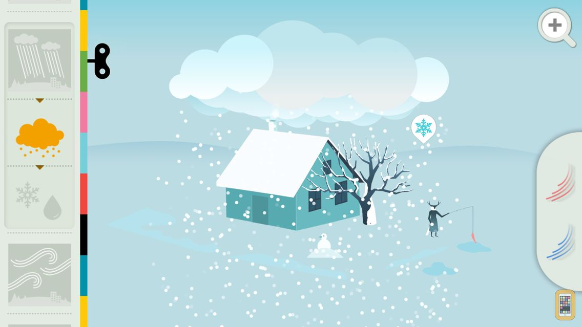 Screenshot - Weather by Tinybop