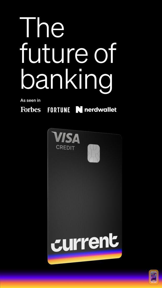 Screenshot - Current - Bank for Modern Life