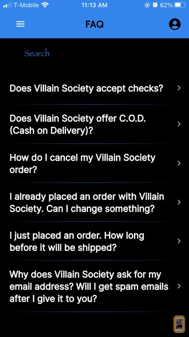 Screenshot - Villain Society