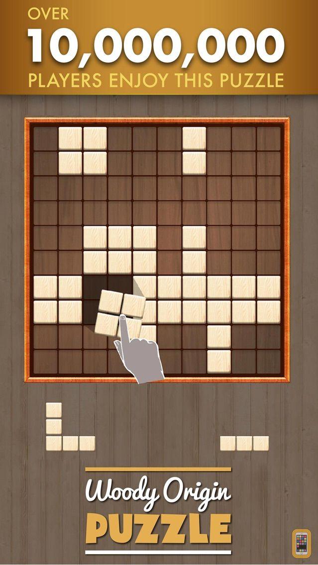 Screenshot - Block Puzzle Woody Origin